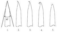 Правильна заточка ножів